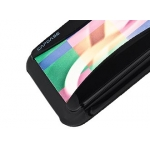 Capdase Polimor Bold Case Polishe Black/Black for iPhone 3G/3GS (PMIH3G-B111)