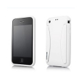 Capdase Polimor Bold Case Polishe White/White for iPhone 3G/3GS (PMIH3G-B122)