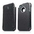 Capdase Capparel Protective Case Grafite Black/Black for iPhone 4, 4S (CPIH4-G011)