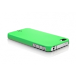 Capdase Karapace Protective Case Sove Green for iPhone 4, 4S (KPIH4-S306)