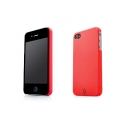 Capdase Karapace Protective Case Sove Red for iPhone 4, 4S (KPIH4-S309)