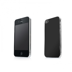 Capdase Karapace Protective Case Finne Clear for iPhone 4,4S (KPIH4-F300)