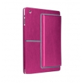 Case-Mate The Venture Stand Case for iPad 4, iPad 3, iPad 2, Pink (CM020426)