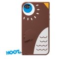 Case-Mate Creatures Case Hoot Brown for iPhone 4, 4S (CM016349)