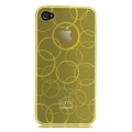 Case-Mate Gelli Case Yellow for iPhone 4, 4S (CM011656)