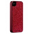 Case-Mate Glam Case Red for iPhone 4, 4S (CM020626)
