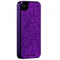 Case-Mate Glam Case Purple for iPhone 4, 4S (CM020627)
