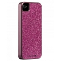 Case-Mate Glam Case Pink for iPhone 4, 4S (CM017677)