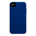 Case-Mate Smooth Case Blue for iPhone 4, 4S (CM018302)