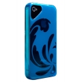 Olo Strato Crest Light Blue for iPhone 4, 4S (OLO019662)