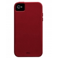 Case-Mate Smooth Case Red for iPhone 4, 4S (CM018306)