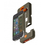 Case-Mate TANK Case Green&Orange for iPhone 4, 4S (CM016802)