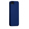 Case-Mate Barely There Case for iPhone 5, 5S, Blue (CM022394)