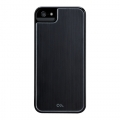 Case-Mate Barely There Brushed Aluminium for iPhone 5, 5S, Black (CM022945)