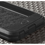 Case-Mate Tough Xtreme Case for iPhone 5, 5S, Black (CM022424)