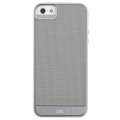 Case-Mate Premium Carbon Fibre Cases Silver for iPhone 5, 5S (CM026460)