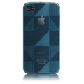 iPhone 4 Gelli Cases (CM011836) Blue