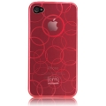 Case-Mate Gelli Case Red for iPhone 4, 4S (CM015407)
