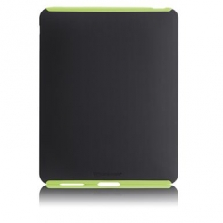 Hybrid Tough Case Black/Green for iPad (CM011234)