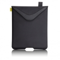 Express Vertical Nylon Flip Case Black for iPad (CM011248)