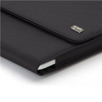 Case-Mate Express Nylon Flip Case Black for iPad 4, iPad 3, iPad 2, iPad (CM011218)