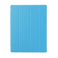 Cellularline Smart Case Grip for iPad 4, iPad 3, iPad 2 - Blue (SMARTCASEIPAD3B)