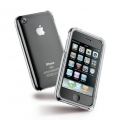 Cellularline Invisible Case for iPhone 3G, 3GS - Transparent (INVISIBLECIPHONE3G)