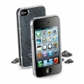 Cellularline StarDust Cover for iPhone 4, 4S (STARDUSTIPHONE4S)
