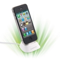 Cellularline Dock Station for iPhone 4S, 4, 3GS, 3G (DOCKIPHONE)