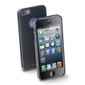 Cellularline FIT Case for iPhone 5, 5S, Black (FITCIPHONE5)