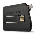 ChargeCard Lightning to USB для iPhone 5, 5S, iPad 4, iPad Mini