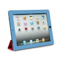 Colorant Color Screen Protector for iPad 4, 3, 2 - Blue (4002)
