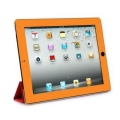 Colorant Color Screen Protector for iPad 4, 3, 2 - Orange (4004)