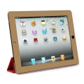Colorant Color Screen Protector for iPad 4, 3, 2 - Tan (4007)
