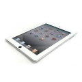 Colorant Color Screen Protector for iPad 4, 3, 2 - White (4011)