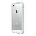 Colorant B1 X Bumper for iPhone 5, 5S - White (7116)