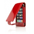Cygnett Glam Patent Leather Case Red for iPhone 3G/3GS (CY-P-3PR)