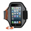 Cygnett Action Armband for iPhone 5, 5S - Black (CY0978CAACT)
