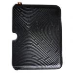 Agenda Hard-Wearing Sleeve Black for All iPad`s