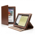 Cygnett Leather Case Windsor Brown for iPad 2 (CY0300CIWIN)