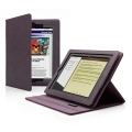 Cygnett Lavish Earth Case Stand Purple for iPad 2 (CY0297CILAV)