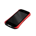 DRACO Design Ventare Aluminium Bumper for iPhone 5, 5S - Red (DR50VEA1-RD)