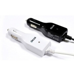 Dexim Car Charger for iPhone 3G/S, 4/S, iPod`s, Black (DCA022A-B)