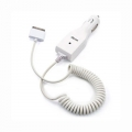 Dexim Car Charger for iPhone 3G/S, 4/S, iPod`s, White (DCA022A-W)