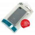 Dexim Silicone Case for iPhone 4 (DLA176-W)