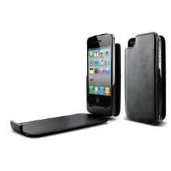 Dexim Supercharged Leather Power Case for iPhone 4, 4S (DCA220)