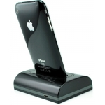Dexim Single Dock Charger Black for iPhone, iPod (DCA192)