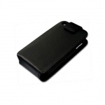 Dexim BluePack S4 Black Leather Case + Battery 1200 mAh (DCA087)