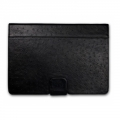 "Dublon Leatherworks Transformer Case Black Nandu for MacBook Pro 13"" Model 2011"