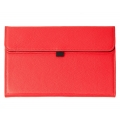 "Dublon Leatherworks Transformer Case Red for MacBook Air 13"" 2010/11"